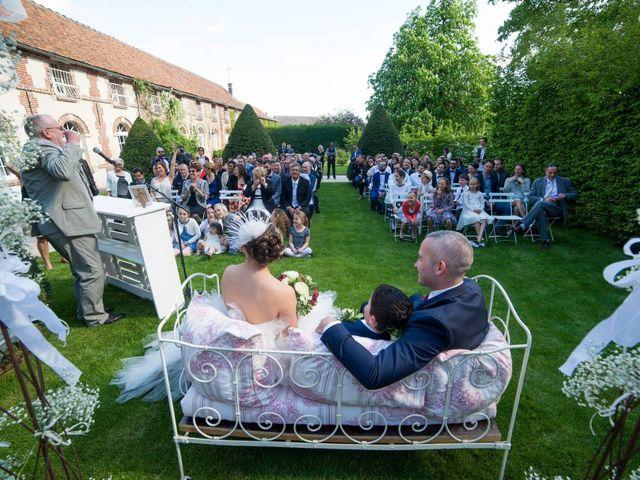 Le mariage de Jerome et Agnes à Anserville, Oise 11