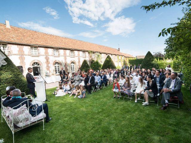 Le mariage de Jerome et Agnes à Anserville, Oise 12