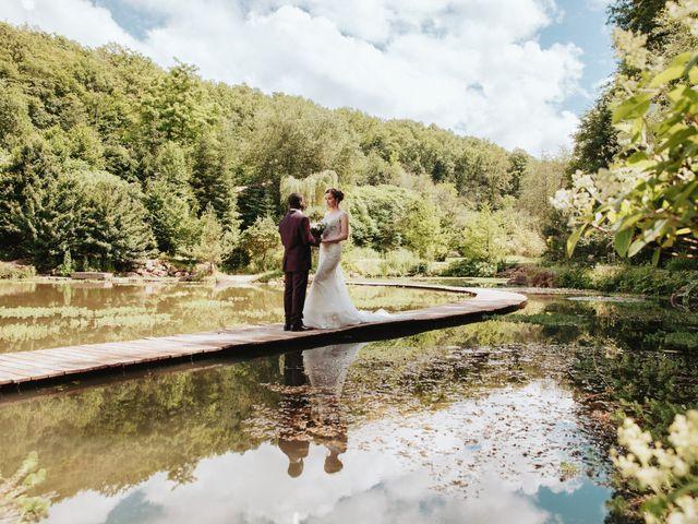 Le mariage de Didier et Virginie à Granges-le-Bourg, Haute-Saône 25