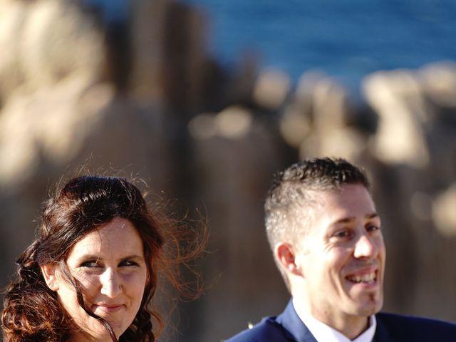 Le mariage de Joel et Any à Sotta, Corse 3