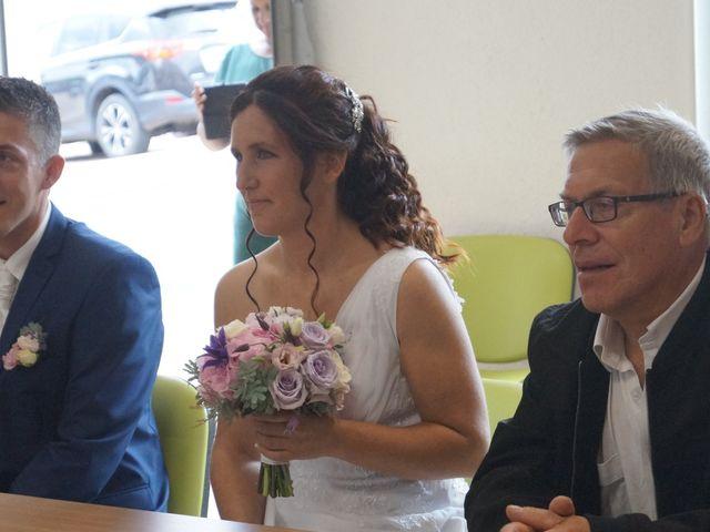 Le mariage de Joel et Any à Sotta, Corse 6