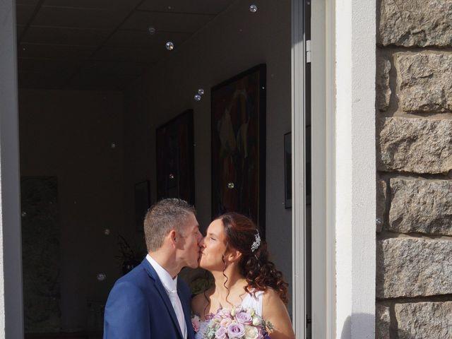 Le mariage de Joel et Any à Sotta, Corse 7