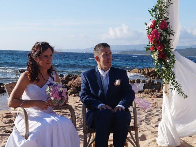 Le mariage de Joel et Any à Sotta, Corse 9