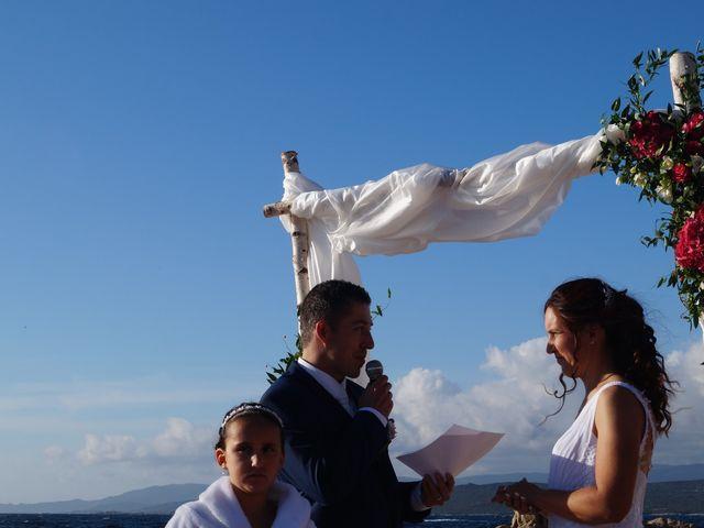 Le mariage de Joel et Any à Sotta, Corse 10
