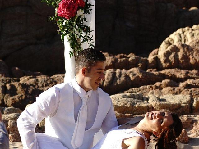 Le mariage de Joel et Any à Sotta, Corse 11