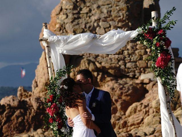 Le mariage de Joel et Any à Sotta, Corse 12