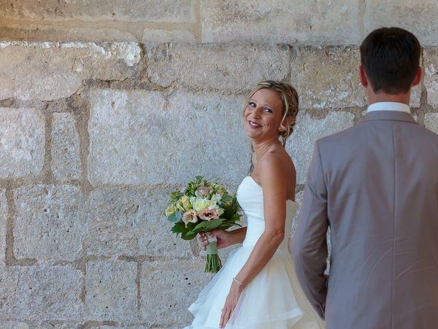 Le mariage de Alexandre et Leititia à Brantôme, Dordogne 6