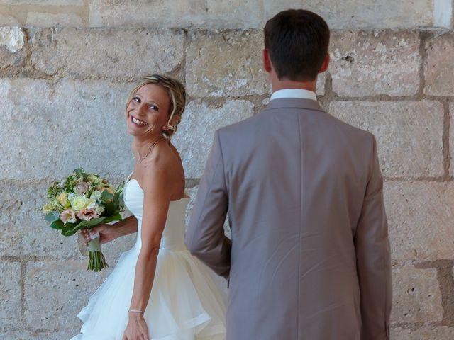 Le mariage de Alexandre et Leititia à Brantôme, Dordogne 7