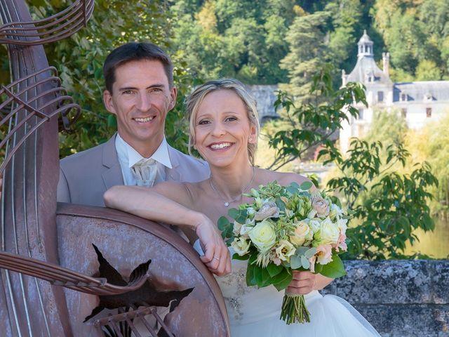 Le mariage de Alexandre et Leititia à Brantôme, Dordogne 11