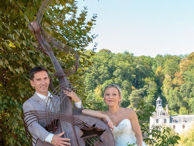 Le mariage de Alexandre et Leititia à Brantôme, Dordogne 12