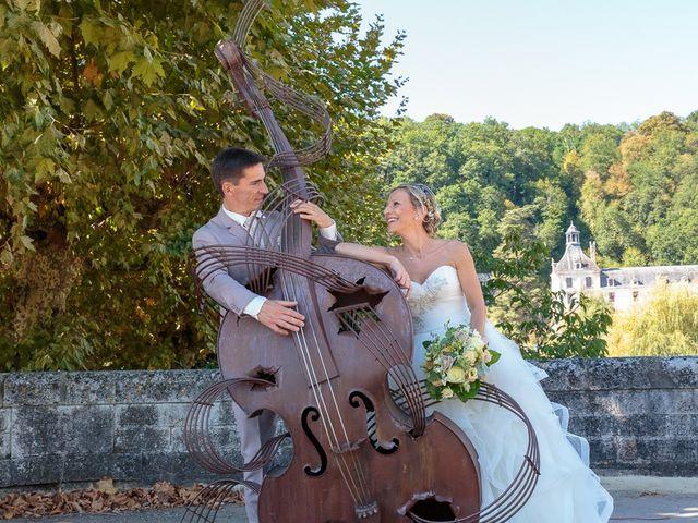 Le mariage de Alexandre et Leititia à Brantôme, Dordogne 13