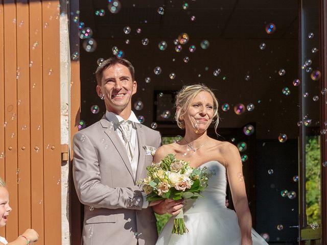 Le mariage de Alexandre et Leititia à Brantôme, Dordogne 18