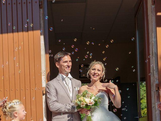Le mariage de Alexandre et Leititia à Brantôme, Dordogne 19