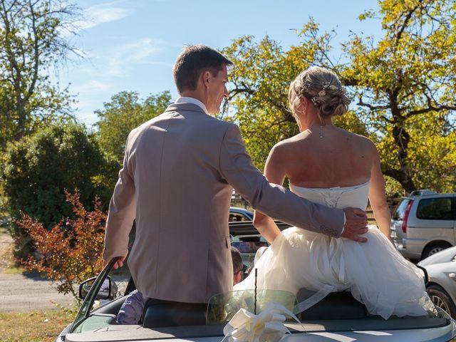 Le mariage de Alexandre et Leititia à Brantôme, Dordogne 20
