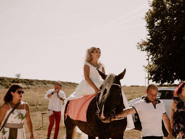 Le mariage de Alexis et Charlotte à Mouthiers-sur-Boëme, Charente 79