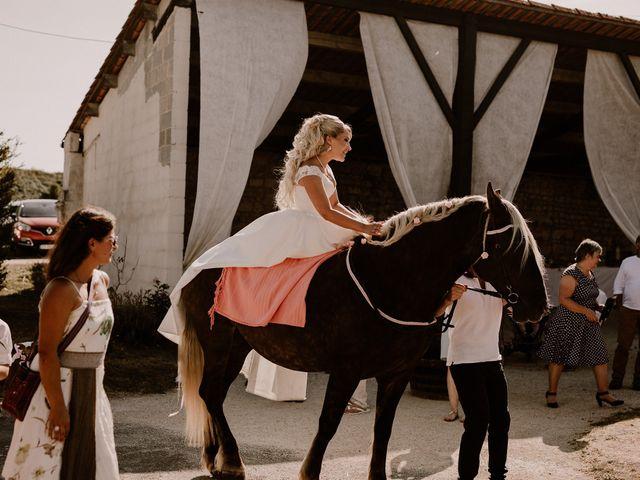 Le mariage de Alexis et Charlotte à Mouthiers-sur-Boëme, Charente 83