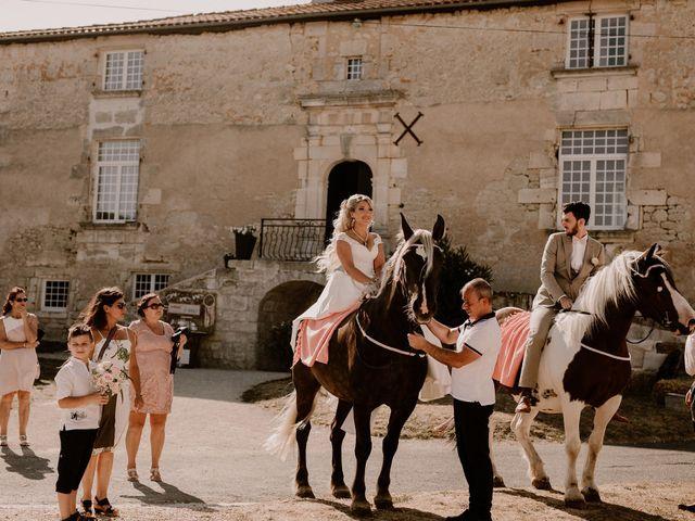 Le mariage de Alexis et Charlotte à Mouthiers-sur-Boëme, Charente 84