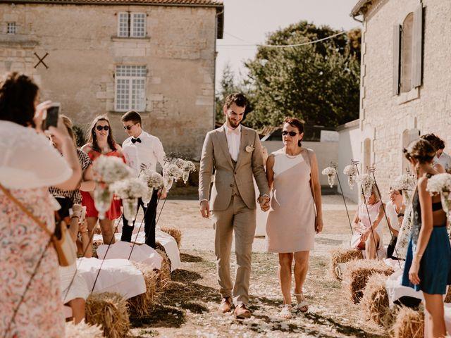 Le mariage de Alexis et Charlotte à Mouthiers-sur-Boëme, Charente 87