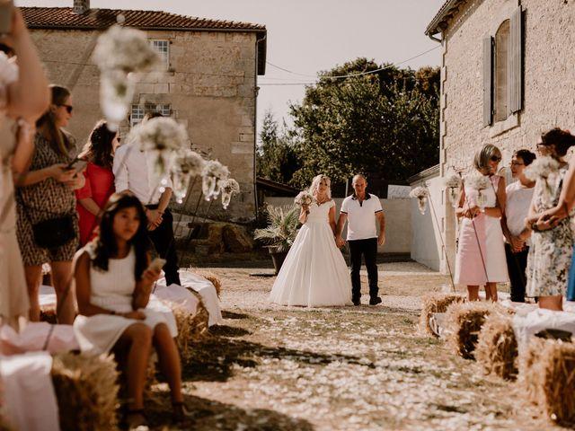 Le mariage de Alexis et Charlotte à Mouthiers-sur-Boëme, Charente 88