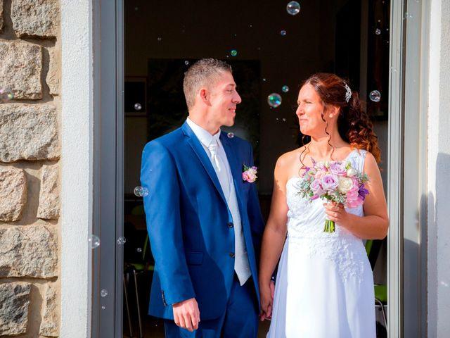 Le mariage de Joel et Any à Sotta, Corse 13