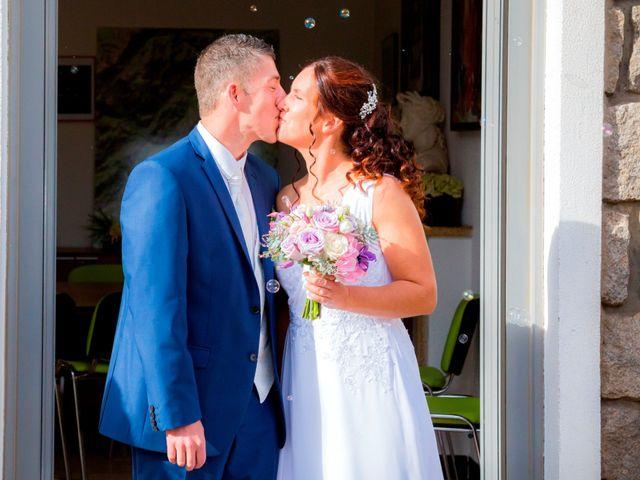 Le mariage de Joel et Any à Sotta, Corse 14