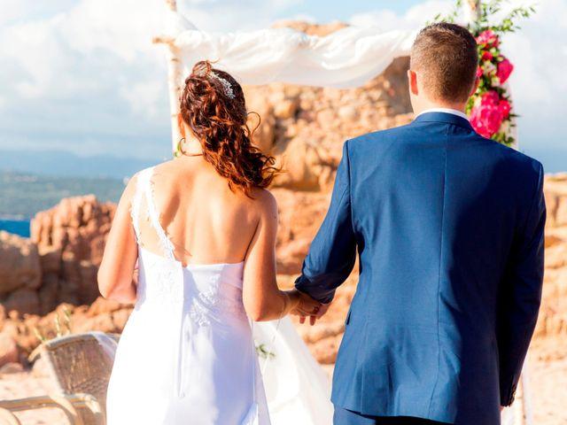 Le mariage de Joel et Any à Sotta, Corse 18