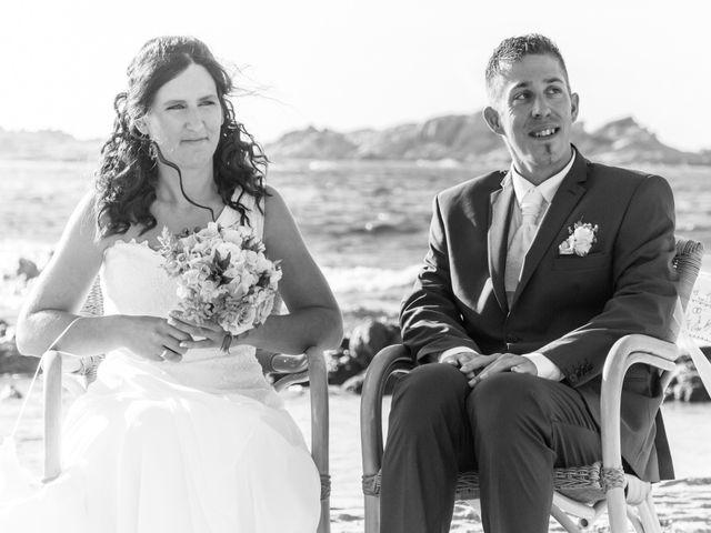 Le mariage de Joel et Any à Sotta, Corse 19