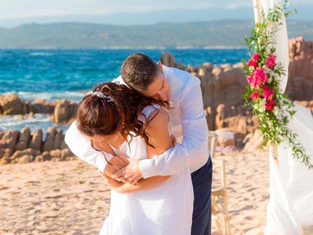 Le mariage de Joel et Any à Sotta, Corse 20