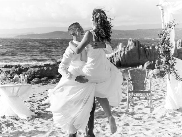 Le mariage de Joel et Any à Sotta, Corse 21