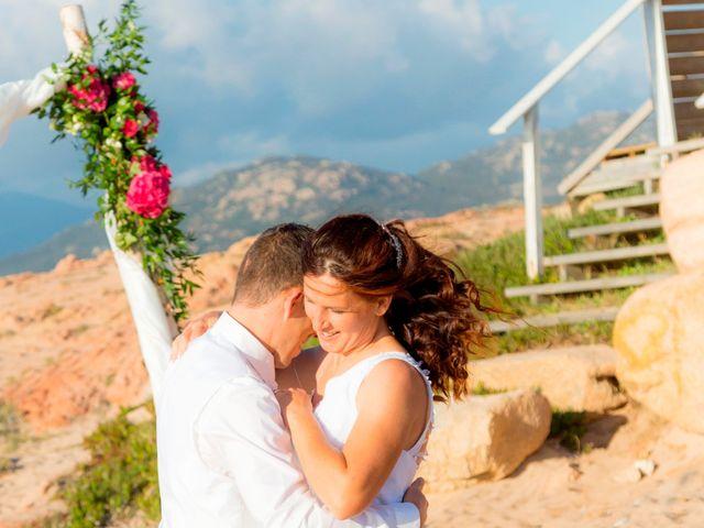 Le mariage de Joel et Any à Sotta, Corse 22