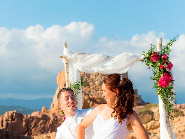 Le mariage de Joel et Any à Sotta, Corse 23