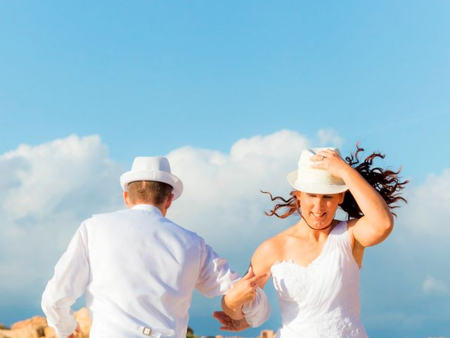 Le mariage de Joel et Any à Sotta, Corse 24