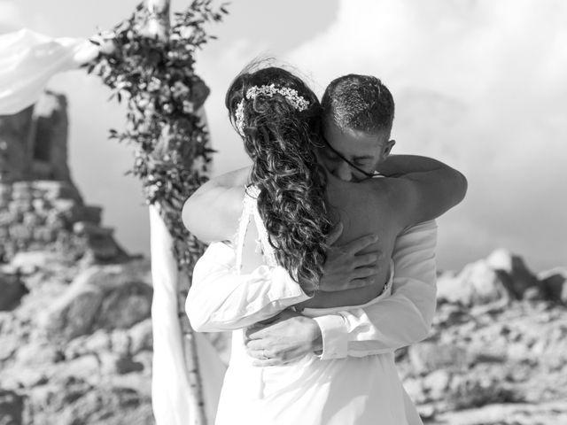 Le mariage de Joel et Any à Sotta, Corse 25