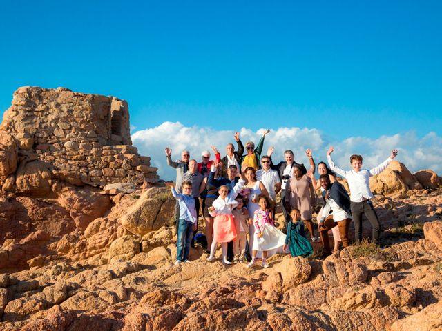 Le mariage de Joel et Any à Sotta, Corse 26