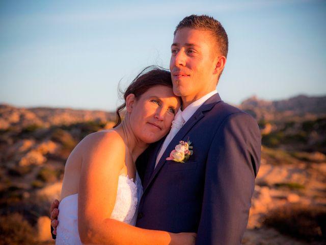 Le mariage de Joel et Any à Sotta, Corse 32