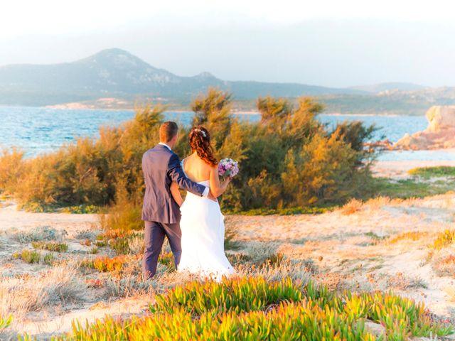 Le mariage de Joel et Any à Sotta, Corse 34