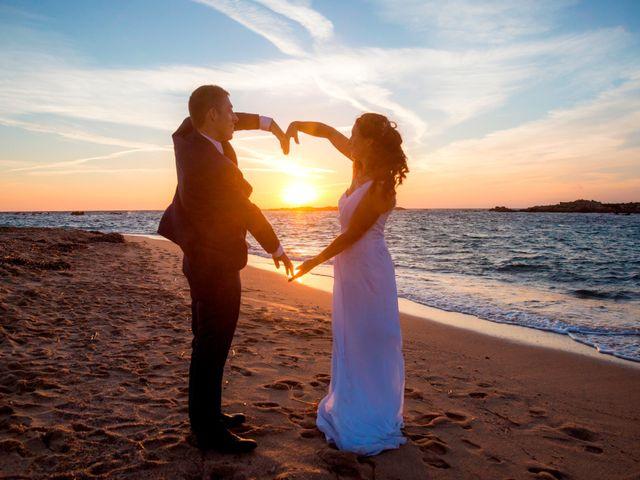 Le mariage de Joel et Any à Sotta, Corse 35