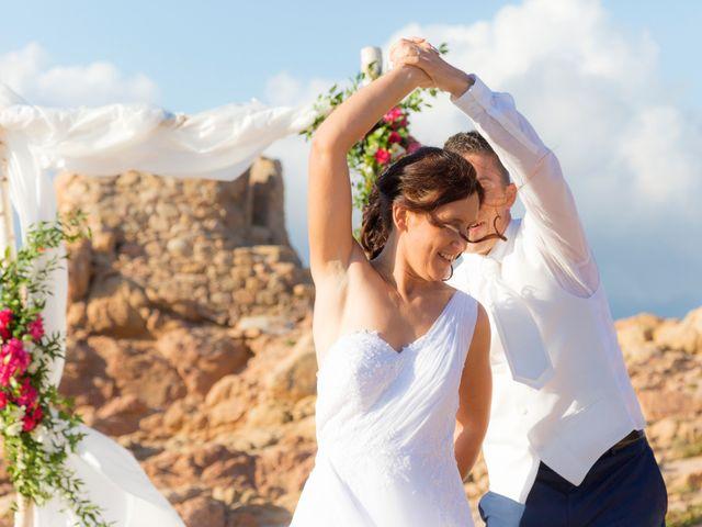 Le mariage de Joel et Any à Sotta, Corse 38