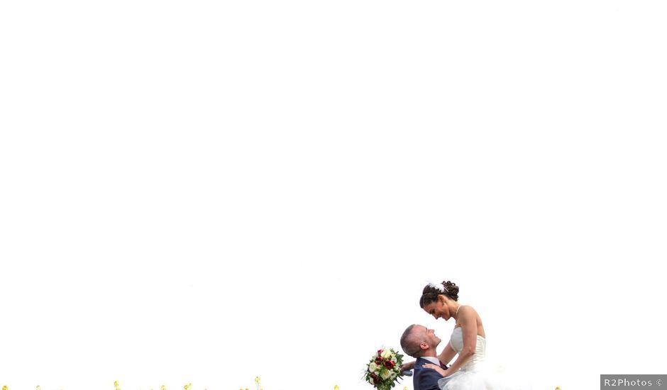 Le mariage de Jerome et Agnes à Anserville, Oise