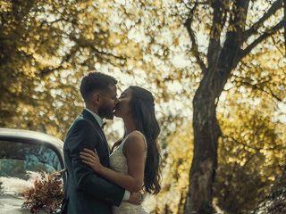 Le mariage de Mathieu et Mélanie 1