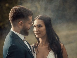 Le mariage de Mathieu et Mélanie
