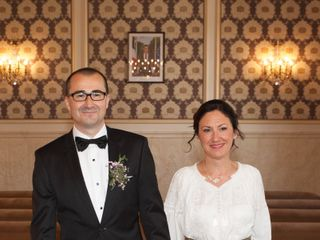 Le mariage de Daniela et Eric 1