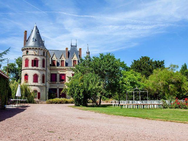 Le mariage de Philippe et France à Cernusson, Maine et Loire 1