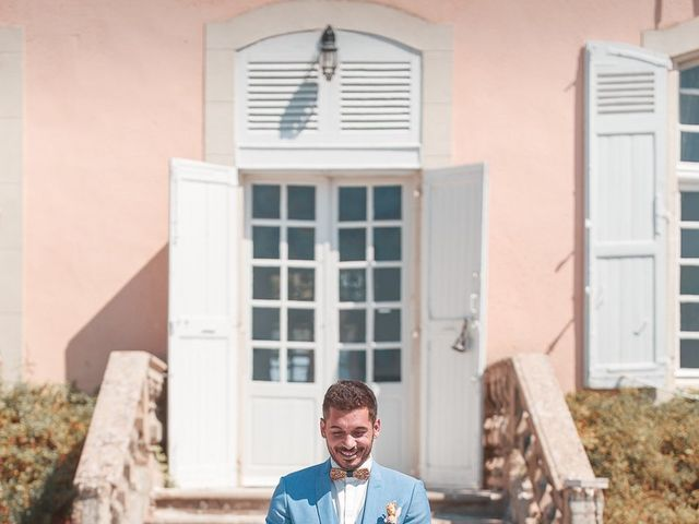 Le mariage de Mike et Marine à Castelnaudary, Aude 15