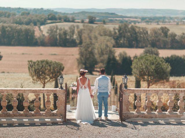 Le mariage de Mike et Marine à Castelnaudary, Aude 19