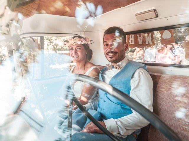 Le mariage de Mike et Marine à Castelnaudary, Aude 23