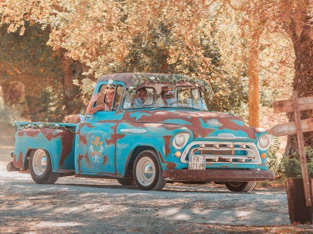 Le mariage de Mike et Marine à Castelnaudary, Aude 24