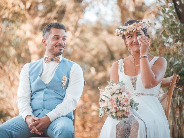 Le mariage de Mike et Marine à Castelnaudary, Aude 26