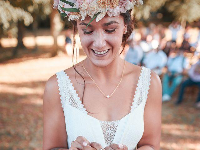 Le mariage de Mike et Marine à Castelnaudary, Aude 30