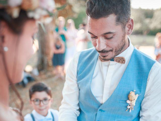 Le mariage de Mike et Marine à Castelnaudary, Aude 31